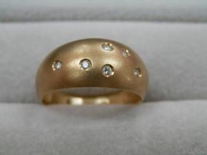 コロンとしたかわいい指輪を買取させていただきました☆ザ・ゴールドいわき平店(福島県いわき市平) 福島県いわき市にあるザ・ゴールド いわき平店の画像4