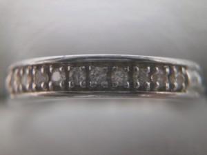 プラチナ製ダイヤモンドリング買取させて頂きました ザ・ゴールド仙台中田店(仙台市太白区) 宮城県仙台市にあるザ・ゴールド 仙台中田店の画像3