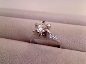 『ダイヤモンドリング☆プラチナ900』買取させて頂きました。ザ・ゴールド利府店(宮城郡利府町、東北本線「利府」) 宮城県宮城郡にあるザ・ゴールド 利府店の画像2