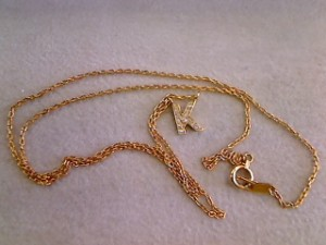 『18金ネックレス』買取させて頂きました。ザ・ゴールド利府店(宮城郡利府町、東北本線「利府」) 宮城県宮城郡にあるザ・ゴールド 利府店の画像2
