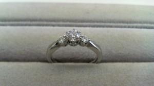 『ダイヤモンド☆プラチナ900リング』買取させて頂きました。ザ・ゴールド東仙台店(宮城野区燕沢) 宮城県仙台市にあるザ・ゴールド 東仙台店の画像2