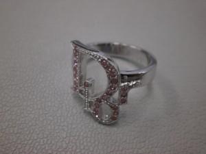 ☆ディオールのリングを買取りさせていただきました☆ザ・ゴールド福島店(福島県福島市鳥谷野) 福島県福島市にあるザ・ゴールド 福島店の画像2