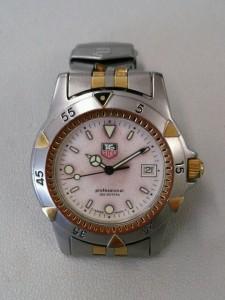 タグホイヤー時計を買取りさせていただきました?ザ・ゴールド福島店(福島県福島市鳥谷野) 福島県福島市にあるザ・ゴールド 福島店の画像3