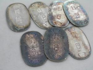 純銀の小判を買取させていただきました☆ザ・ゴールドいわき平店(福島県いわき市平) 福島県いわき市にあるザ・ゴールド いわき平店の画像4
