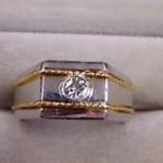 覆輪留めダイヤモンドリング買い取りさせて頂きました。 ザ・ゴールド利府店(宮城郡利府町) 宮城県宮城郡にあるザ・ゴールド 利府店の画像2