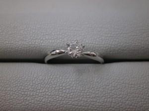 0.3カラットダイヤモンドリングをお買取りしました?ザ・ゴールド福島店(福島県福島市鳥谷野) 福島県福島市にあるザ・ゴールド 福島店の画像3