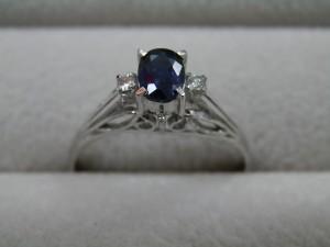 プラチナの指輪を買取させていただきました☆ザ・ゴールドいわき平店(福島県いわき市平) 福島県いわき市にあるザ・ゴールド いわき平店の画像4