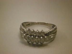 0.50カラット プラチナ900ダイヤモンドリングを買取させていただきました。ザ・ゴールド須賀川インター店(福島県須賀川市) 福島県須賀川市にあるザ・ゴールド 須賀川インター店の画像2
