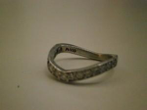 0.4カラット プラチナ900ダイヤモンドリングを買取させていただきました。ザ・ゴールド須賀川インター店(福島県須賀川市) 福島県須賀川市にあるザ・ゴールド 須賀川インター店の画像2
