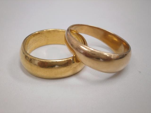♪ 金の指輪 ♪           ザ・ゴールド会津若松店 福島県会津若松市にあるザ・ゴールド 会津若松店の画像2