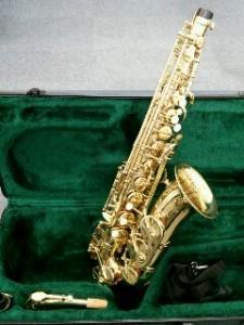 管楽器♪サックスを買取りさせていただきました?ザ・ゴールド福島店(福島県福島市鳥谷野) 福島県福島市にあるザ・ゴールド 福島店の画像4