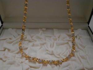 22金のネックレスを買取させて頂きました☆ザ・ゴールド三条店(新潟県三条市) 新潟県三条市にあるザ・ゴールド 三条店の画像2