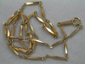 18金のネックレスを買取りさせていただきました。 ザ・ゴールドいわき平店(福島県いわき市平) 福島県いわき市にあるザ・ゴールド いわき平店の画像2