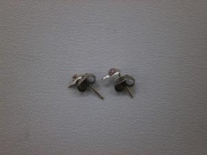 シルバー925ピアス 大郷町のお客さまから買取させていただきました。貴金属・ダイヤモンド付製品、ブランドバッグ・ブランド腕時計買取専門店 ザ・ゴールド泉インター店(宮城県仙台市泉区) 宮城県仙台市にあるザ・ゴールド 泉インター店の画像2