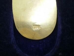 純金(24金)製小判買取させて頂きました ザ・ゴールド仙台中田店(仙台市太白区) 宮城県仙台市にあるザ・ゴールド 仙台中田店の画像3