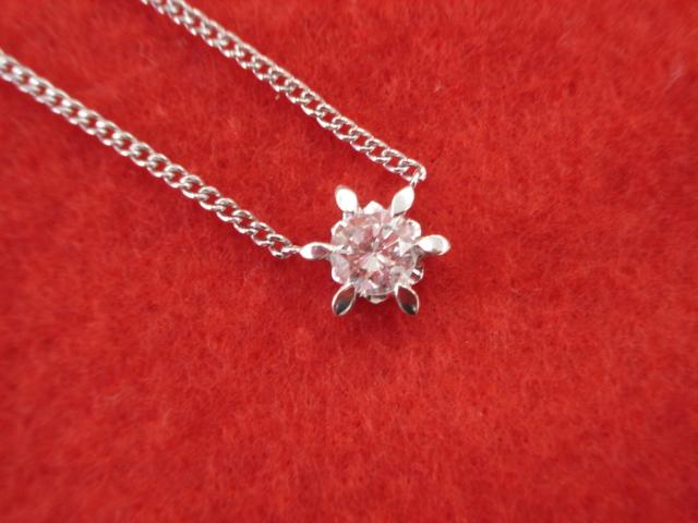 プラチナ850ダイヤモンドネックレス買取させていただきました☆THE GOLD新潟西店(新潟市西区) 新潟県新潟市にあるザ・ゴールド 新潟西店の画像2