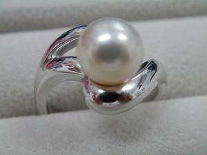 真珠のついたプラチナの指輪を買取させていただきました☆ザ・ゴールドいわき平店(福島県いわき市平) 福島県いわき市にあるザ・ゴールド いわき平店の画像4
