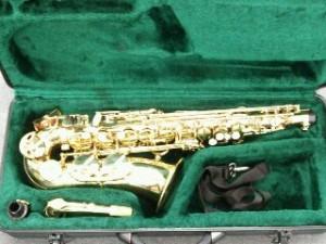 管楽器♪サックスを買取りさせていただきました?ザ・ゴールド福島店(福島県福島市鳥谷野) 福島県福島市にあるザ・ゴールド 福島店の画像3