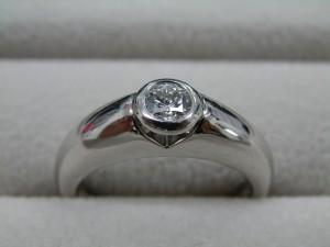 プラチナの指輪を買取させていただきました☆ザ・ゴールドいわき平店(福島県いわき市平) 福島県いわき市にあるザ・ゴールド いわき平店の画像3